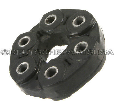 For BMW E10 E21 M//T Flex Disc Guibo Coupler Universal Joint Propeler Drive Shaft
