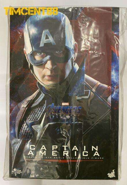Ready Hot Toys MMS536 AVENGERS: ENDGAME 1/6 Captain America New