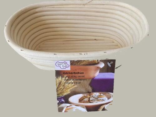 Gärkorb gärkörbchen preparé gärkörbe cesta de pan de molde peddigrohr 0,5-2 kg