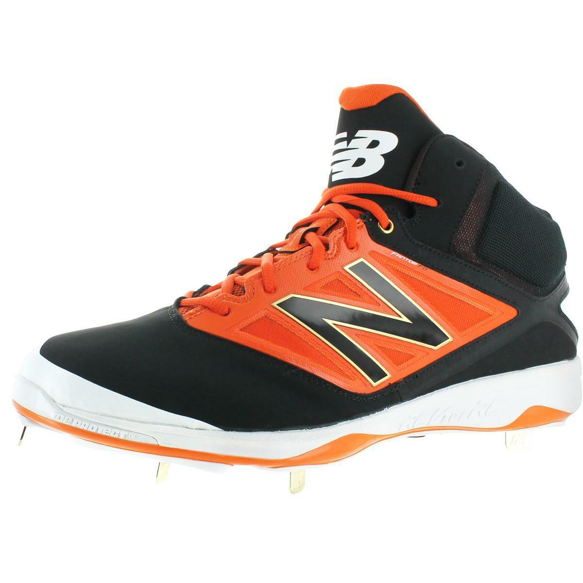 Atlético de béisbol para hombre New Zapatos Balance Con Cordones Botines Zapatos New  BHFO 0741 5010c7