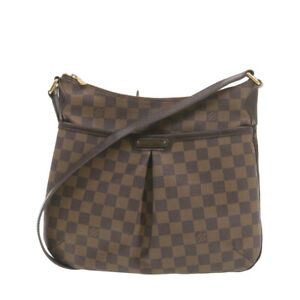 LOUIS-VUITTON-Damier-Ebene-Bloomsbury-PM-Shoulder-Bag-N42251-LV-Auth-20554