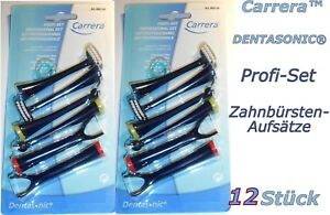 Curamed DENTASONIC 12 Zahnbürstenaufsätze