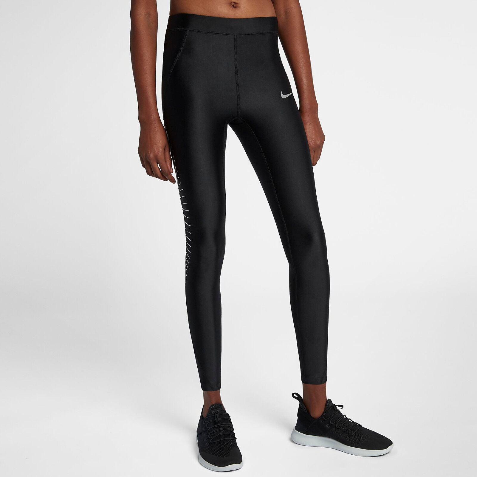 Nike Speed Dri-Fit TRAINING CORSA PALESTRA donna Collant FIT FIT FIT XS f329d1