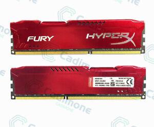 Pour-Kingston-HyperX-4-Go-8-Go-16-Go-PC3-12800-DDR3-1600MHz-DIMM-Desktop-RAM-Red