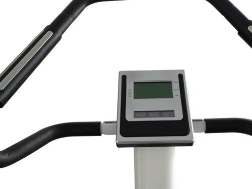 weiß bis 120kg für Zuhause MAXOfit® Power Stepper Fitness MF-10 Heimtrainer