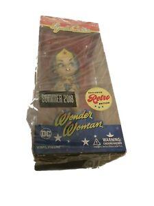 DC Vinyl Figure Wonder Woman Lynda Carter Retro Summer superheroes