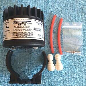 Permeate-Pump-Aquatec-ERP500-RO-Reverse-Osmosis-Water-Filter-Upgrade-kit