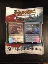 MTG MAGIC DUEL DECKS SPEED VS CUNNING