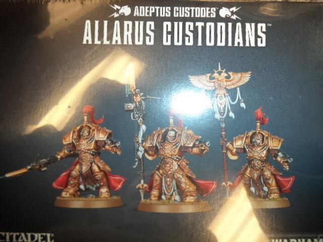 Allarus Gardiens Adeptus custodes-Warhammer 40k  modèle 40,000 NEUF  exclusif