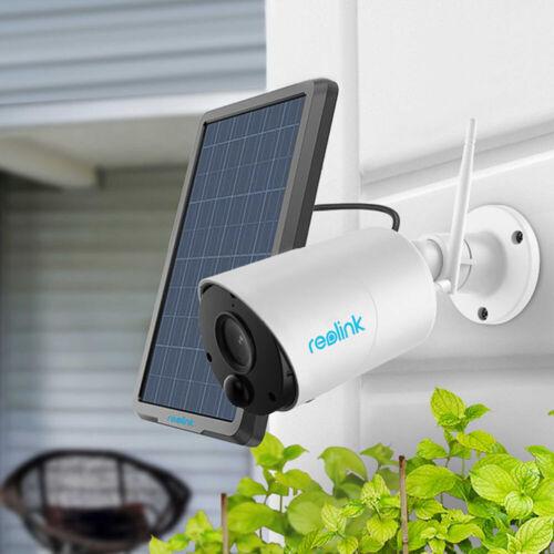 Reolink Argus Eco  100/% kabellose akkubetriebene WLAN Full HD Überwachungskamera