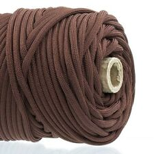Golberg 750 Paracord Mil-C-5040-H Authentic Mil-Spec 100% Nylon 11 Strand Core
