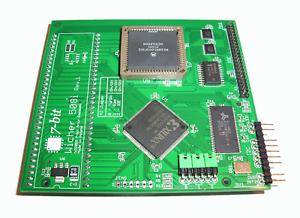 Neu-Wicher-508i-50MHz-Amiga-500-500-Turbo-Karte-11MB-RAM-Fast-Ide-Maprom-737