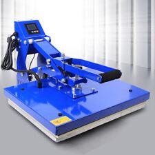 Auto Open 16 X 20 Magnetic T Shirt Heat Press Machine Sublimation Transfer Usa