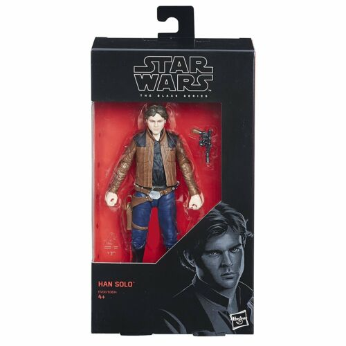 "Star Wars Black Series Han Solo Movie 6/"" Action Figure"