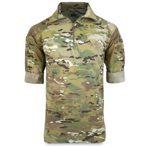Bulldog Rogue UBACS British Military Army Under Armour Combat Shirt MTC Camo
