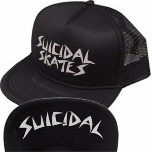 6514f7493e630 Image is loading Dogtown-X-Suicidal-Tendencies-SUICIDAL-SKATES-Skateboard- Trucker-