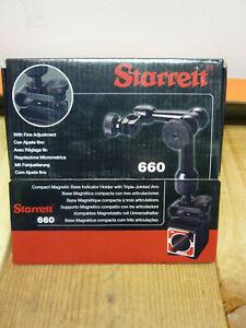 Starrett-660-Universal-Magnetic-Base-Mechanical-Arm-EDP-68621
