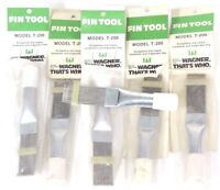 Lot Of 6 Wagner Fin Tool Model T-200