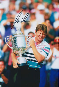 Nick-PRICE-SIGNED-Autograph-12x8-Photo-AFTAL-COA-Masters-amp-Open-Champion-Winner