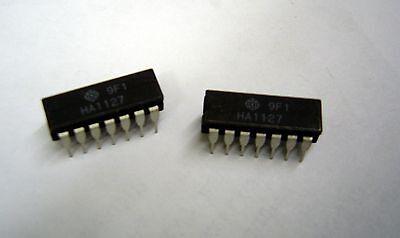 equivalent to HA1127 , ECG912 Lot of 4 MC3346P 5-Transistor Array