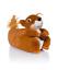 Damen Tiermuster Pantoffeln 3d Mädchen Hund Einhorn Eule Uk-Größe 3 4 5 6 7 8