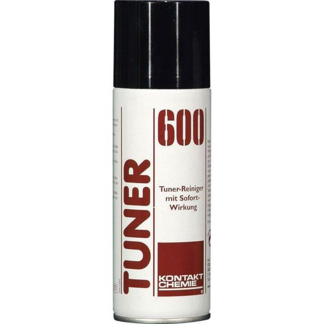 Kontakt Chemie TUNER 600 Präzisions Kontaktreiniger Kontaktspray 200 ml 71809