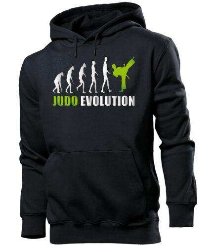 Judo Evolution Hommes Capuche S-XXL
