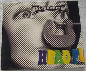 Pigface-Head-14-track-Remix-CD-2003-Godhead-Hate-Dept-Slick-Idiot