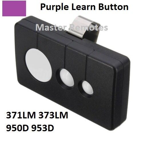1 for 371LM LiftMaster Sears Chamberlain Garage Remote 372lm 373lm 370lm 950 953