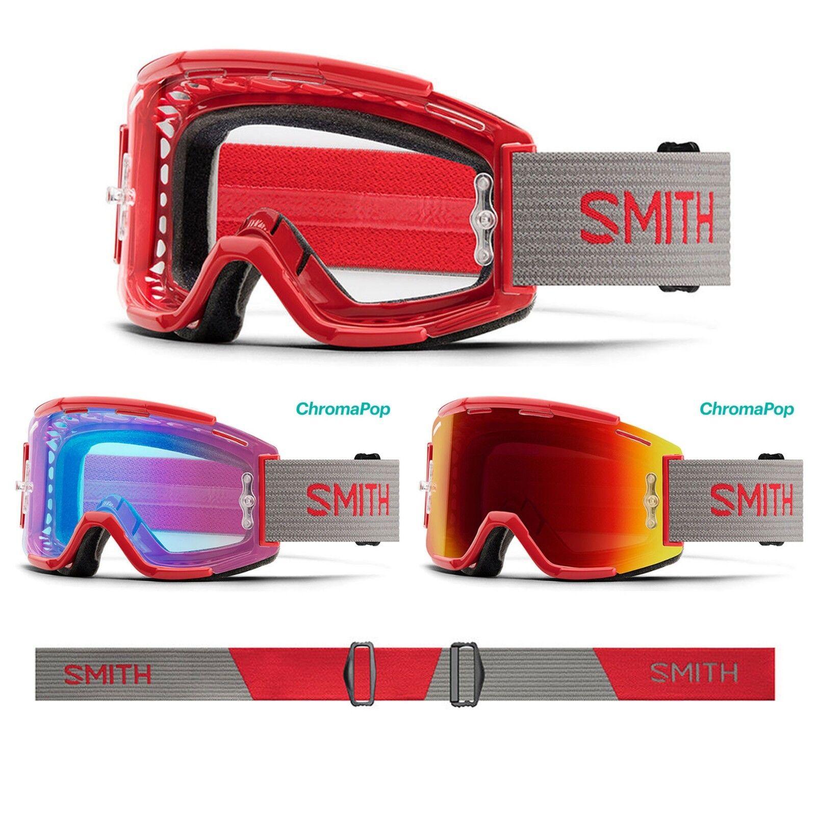 Smith Squad MTB Goggles Rise Split 2018