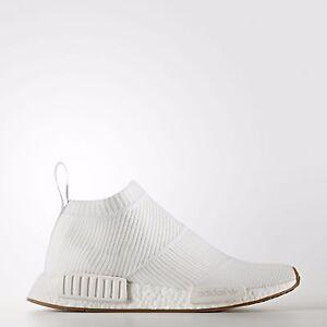 Adidas-Originals-NMD-CS1-Primeknit-in-White-White-BA7208-BNIB-Free-Shipping