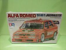KIT (unbuilt) 148 TAMIYA ALFA ROMEO 155 V6 TI - 27 BARTELS -1:24 - SEALED BOX