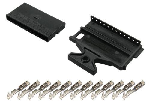 Reparatursatz MQS Stecker 12-pol Steckverbinder Daimler A032 545 82 28 Buchse