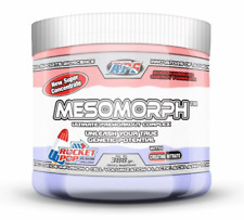 APS Nutrition MESOMORPH PRE-WORKOUT, 10 Flavors, 25 Servings