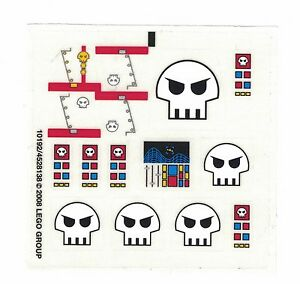 Lego Space Stickers   Redbubble   Lego Space Sticker Sheets