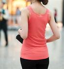 Women Rhinestone Beaded Lace Stunning Vest Sexy Tank Top T-shirt Blouse