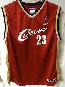 82926fa97 Image is loading Adidas-Lebron-James-23-Cleveland-Cavaliers-Basketball- Jersey-