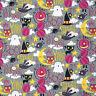 Happy Halloween Vampire Free Spirit Cotton Quilt Fabric Spooky   BFab