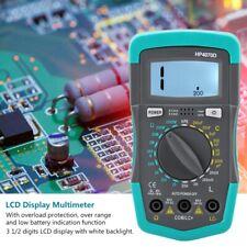 Hp4070d Digital Lcr Multimeter Resistance Capacitance Meter With Test Leads