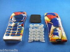 Front Back Cover Tastaturmatte Nokia 3210 Gehäuse Handyschale Neu Housing Phone
