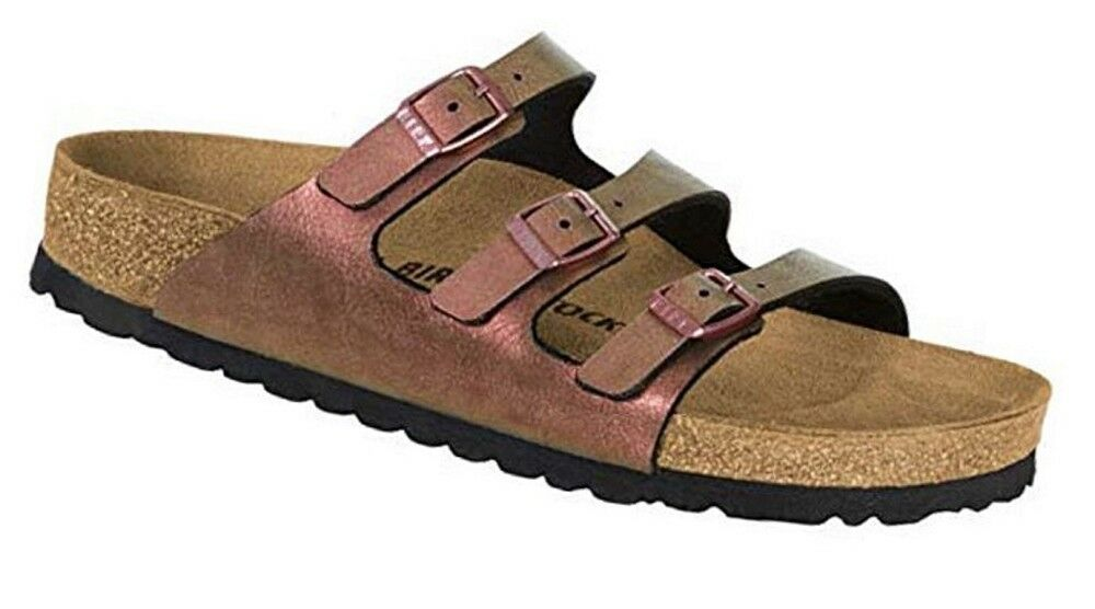 BIRKENSTOCK FLORIDA Fresh BF Graceful Gemm ROT 1010955   ..NEU NEU