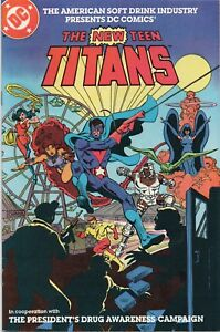 That teen titans drug awareness with