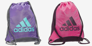 025c130bd546 Details about NEW Adidas Bolt II Sackpack Pink Purple