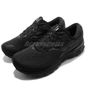 1993420ba963e Brooks Adrenaline GTS 19 4E Extra Wide Black Men Running Shoes ...