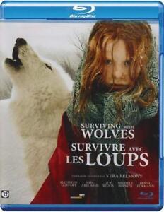 SURVIVING WITH WOLVES - Survivre avec les loups [Blu-ray] NEUF - VERSION FR