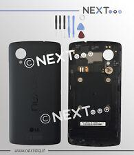 BACK COVER SCOCCA POSTERIORE LG NEXUS 5 NERO COPRIBATTERIA + kit riparazione