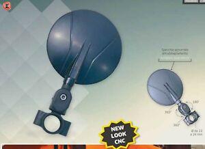 Mini-specchietto-moto-cross-enduro-ribaltabile-omologato-azzurrato-Far-7698