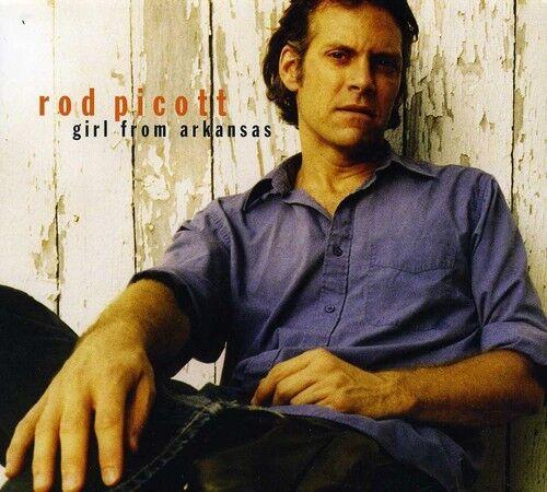 Rod Picott - Girl from Arkansas [New CD] Digipack Packaging