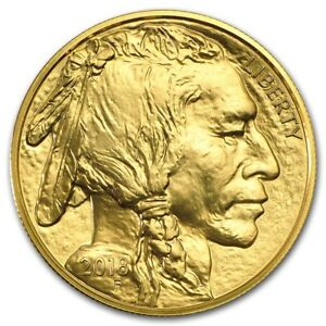 2018 1 oz Gold Buffalo Coin BU - SKU #159695