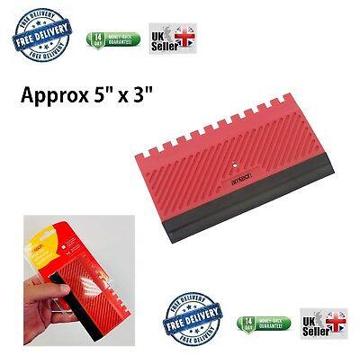 Wall Tile Adhesive Applicator Hand Tool Flexible Rubber
